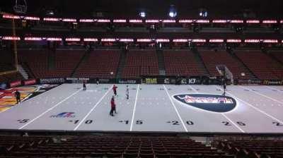 Honda Center, section: 223, row: S, seat: 8