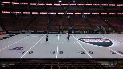 Honda Center, section: 223, row: L, seat: 8