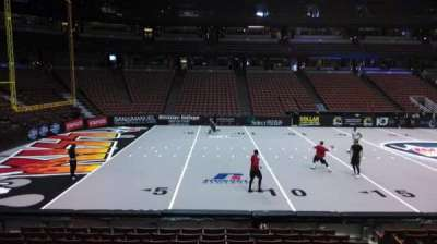 Honda Center, section: 224, row: L, seat: 8