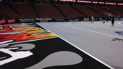 Honda Center, section: 225, row: A, seat: 8