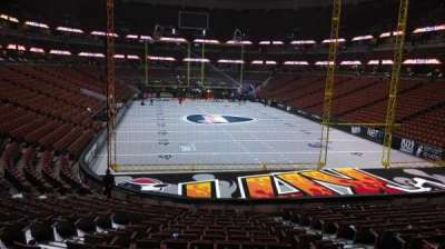 Honda Center, section: 202, row: S, seat: 8