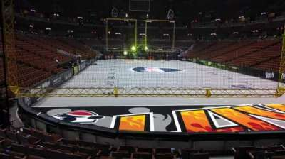 Honda Center, section: 202, row: J, seat: 8