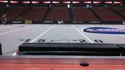 Honda Center, section: 209, row: C, seat: 8