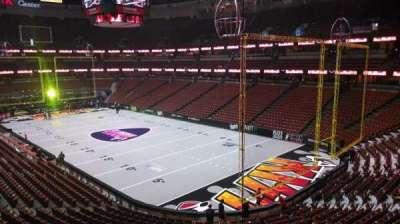 Honda Center, section: 303, row: C, seat: 8