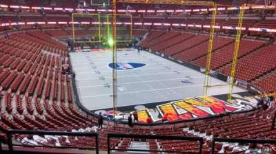 Honda Center, section: 302, row: C, seat: 8