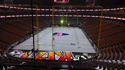 Honda Center, section: 326, row: C, seat: 8