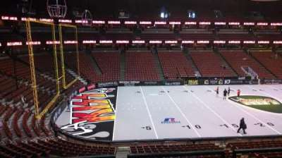 Honda Center, section: 322, row: C, seat: 8