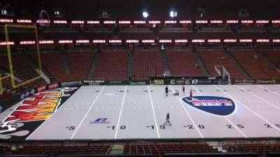 Honda Center, section: 321, row: C, seat: 8