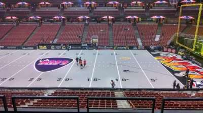Honda Center, section: 319, row: C, seat: 8