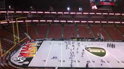 Honda Center, section: 435, row: B, seat: 8