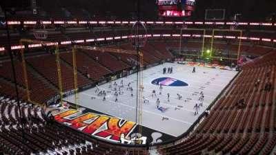Honda Center, section: 440, row: B, seat: 8