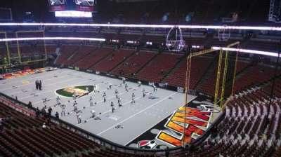 Honda Center, section: 404, row: B, seat: 8