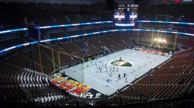 Honda Center, section: 440, row: N, seat: 8