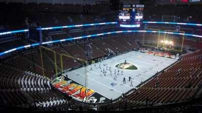 Honda Center, section: 440, row: N, seat: 8