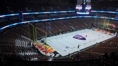 Honda Center, section: 439, row: N, seat: 8