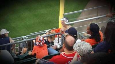 Comerica Park section 212