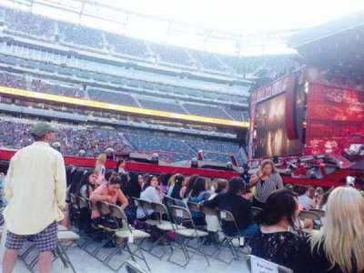 MetLife Stadium, section: 2, row: 25, seat: 26