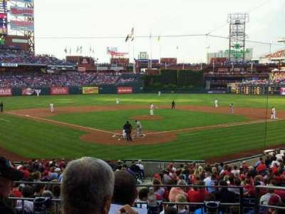 Citizens Bank Park, section: 123, row: 24, seat: 3
