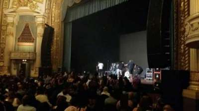 State Theatre Minneapolis, section: 4, row: n, seat: 12