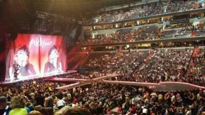 Verizon Center, section: 101, row: t, seat: 15