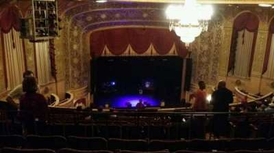 Warner Theatre (Washington, D.C.), section: uprbl, row: pp, seat: 13