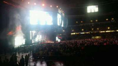 Mercedes-Benz Superdome, section: 101, row: 3, seat: 11