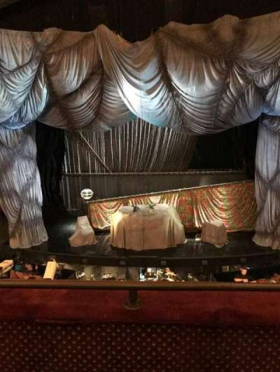 Majestic Theatre section Front Mezzanine C