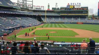 Turner Field, section: 207r, row: 7, seat: 6