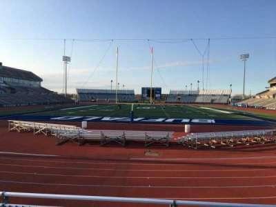 UB Stadium, section: 237, row: A, seat: 1