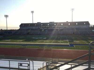 UB Stadium, section: 224, row: A, seat: 1