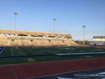 UB Stadium, section: 109, row: N, seat: 24
