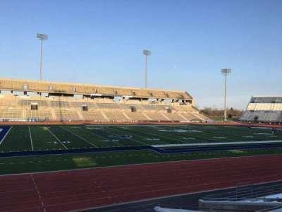 UB Stadium, section: 109, row: N, seat: 24