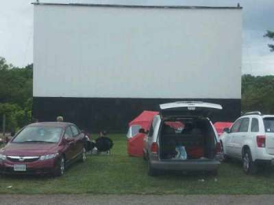 Eden Drive-In, section: middle, row: second