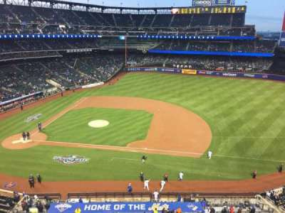 Citi Field section 407