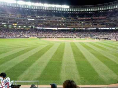Target Field, section: 131, row: 6, seat: 12