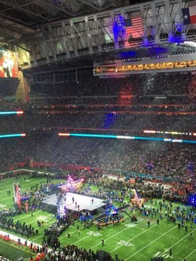 NRG Stadium, section: 629, row: A, seat: 13