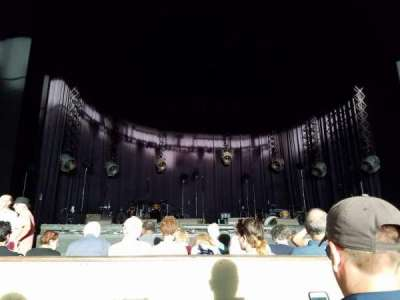 Wolf Trap, section: Prime Orchestra, row: B, seat: 22