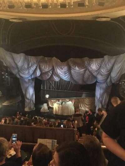 Majestic Theatre section REAR MEZZANINE RC