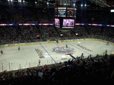 Northlands Coliseum, section: 221, row: 32, seat: 10