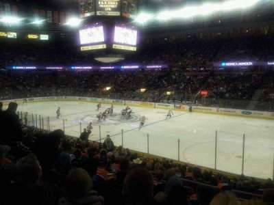 Northlands Coliseum, section: 134, row: 18, seat: 9