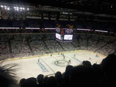 Bell MTS Place, section: 323, row: 11, seat: 9