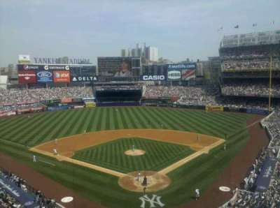 Yankee Stadium, section: luxury box