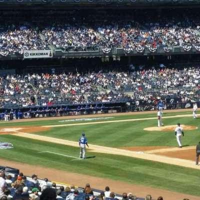 Yankee Stadium, section: 111, row: 26, seat: 16