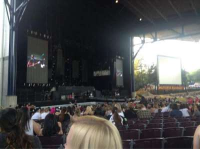 Jiffy Lube Live, section: 103, row: T, seat: 42