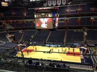 Verizon Center, section: Suite 339, row: A, seat: 1
