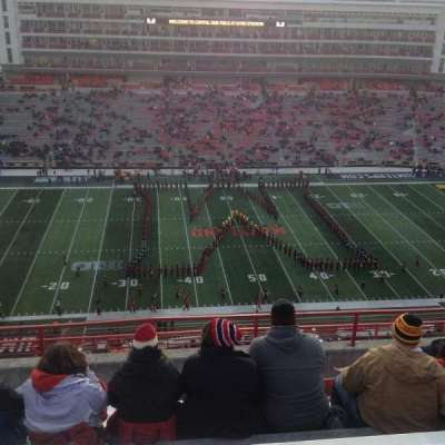 Maryland Stadium, section: 305, row: N, seat: 13