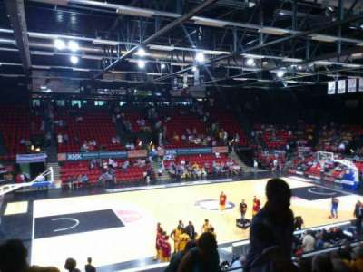 Sleuyter Arena, section: O