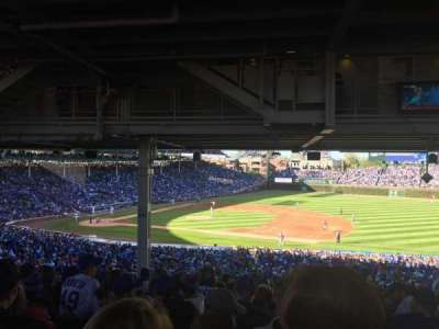 Wrigley Field, section: 231, row: 21, seat: 10-11