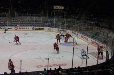 Ricoh Coliseum, section: 119, row: M , seat: 16