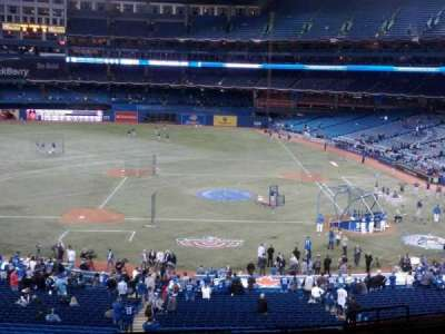 Rogers Centre section 229R